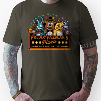 Freddy Fazbear's Pizza: 2nd Location Unisex T-Shirt