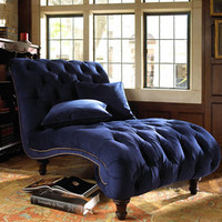 Old Hickory Tannery Royal Marco Chaise
