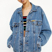 Urban Renewal Vintage Originals Denim Trucker Jacket | Urban Outfitters
