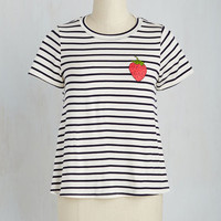 Berry Well Then Tee | Mod Retro Vintage Sweaters | ModCloth.com