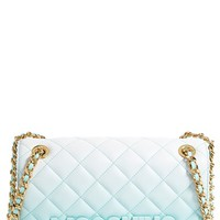 Moschino 'Medium Letters' Dégradé Quilted Leather Shoulder Bag | Nordstrom