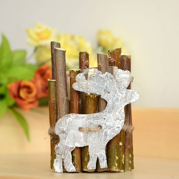 Home Decoration Creative Candle Stand = 5893795329