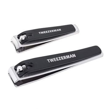Tweezerman - Stainless Steel Nail Clipper Set - #4015P
