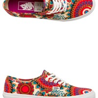 VANS GEO FLORAL AUTHENTIC SLIM SHOE