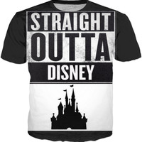 Straight Outta Disney T-Shirt