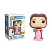 Funko Disney Diamond Collection Beauty And The Beast Pop! Belle Vinyl Figure Hot Topic Exclusive