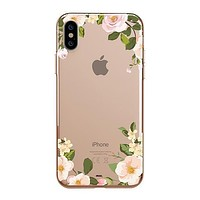 Delight - Clear TPU - iPhone Case