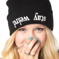 Brandy ♥ Melville |  Search results for: 'Stay weird'