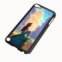 Ariel The Little Mermaid Sunset IPod 4|5 Cases