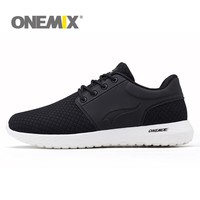 ONEMIX Ultra-Light Running Shoes for Men Trainer Breathable Comfortable Women Athletic Shoes Outdoor Walkng Jogging Sneaker