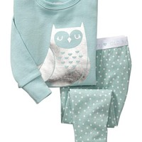 Old Navy Owl Sleep Sets For Baby