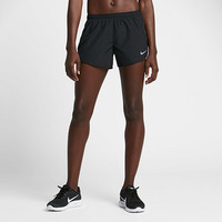 "The Nike Dry Tempo Women's 3"" Running Shorts."