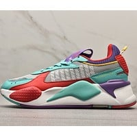 Puma RS-X Colour-impact stitching retro men's and women's running shoes