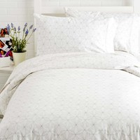 Pinwheel Of Fortune Duvet Cover/Sham Set