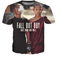 FOB Save Rock And Roll Shirt