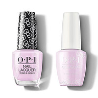 OPI - Gel & Lacquer Combo - A Hush Of Blush