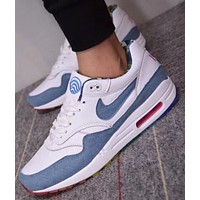 NIKE AIR MAX 1 Air cushion sports leisure running shoes
