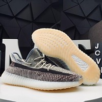 Adidas Yeezy 350 Boost V2 breathable sports wild running shoes
