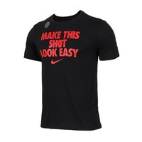 Punk Hipster T-shirt Original New Arrival 2018 NIKE DRY TEE DF LOOK EASY Men's T-shirts short sleeve Sportswear AT_47_3