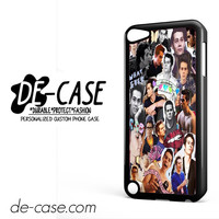 Dylan O'brien Photo Collage For Ipod 5 Case Phone Case Gift Present