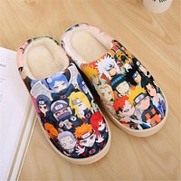 NARUTO Slippers Japanese
