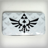 Zelda Skyward Sword White Hinged Wallet