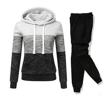 Hoodie And Pants 2 Piece Set