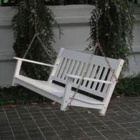 Delahey Outdoor Garden Patio Swing