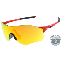 mieniwe Oakley EVZERO Path Sunglasses OO9308-10 Infrared| Fire Iridium Lens| Multi Sport