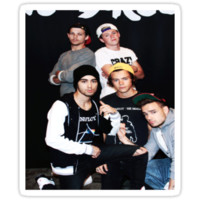 One Direction Group Picture sticker