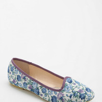 Urban Outfitters - Kimchi Blue Floral Loafer