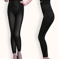Body Sexy Shaper Waist Pants Hip Up Lace Slim Corset [4965283332]