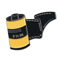 Shooter Film Canister Pin