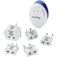 Travel Smart By Conair 1875-watt Converter With 5 Insulated Adapter Plugs