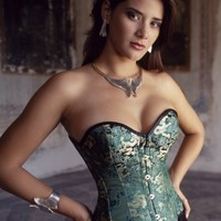 Vollers Jade Chinese Corset