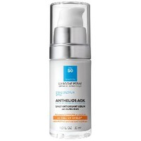 La Roche-Posay Anthelios AOX Daily Antioxidant Serum with Sunscreen with SPF 50, 1 Fl. Oz.