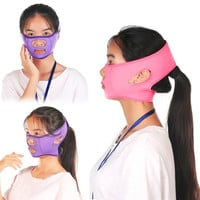 Sale Face V Shaper Facial Slimming Bandage Relaxation Lift Up Belt Shape Lift Face Mask Face Thining Band Massage