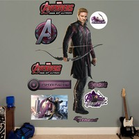 Avengers: Age of Ultron Hawkeye Wall Decal by Fathead