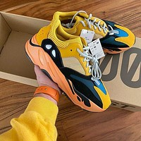 Adidas Yeezy Boost 700 V1 Sun Sneakers Shoes