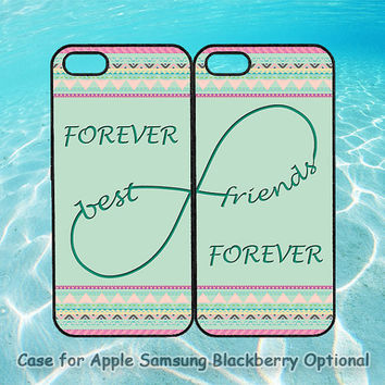 Best Friends in Pairs for iphone 5 case, iphone 4 case, ipod 4, ipod 5, note 2, Samsung S3, Samsung galaxy S4, blackberry z10, q10, aztec