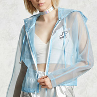 Roll With Me Sheer Jacket