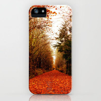 canopy of trees iPhone Case by Sylvia Cook Photography | Society6