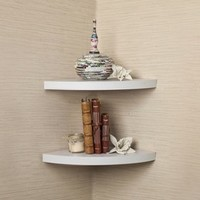 Corner Shelving 2 Pack