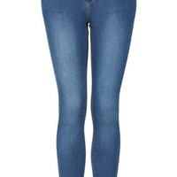 MOTO Vintage Leigh Jeans - Leigh Skinny Jeans - Jeans  - Clothing