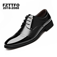 Oxford Shoes For Men Dress Shoes Leather Office Shoes spring Summer Zapatos Hombre Black Mens Oxfords