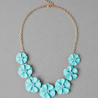 NEWQUAY FLORAL NECKLACE