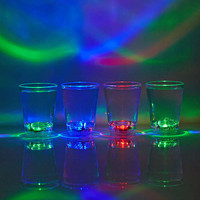 LED Shot Glass - Set Of 4 | Urban Outfitters