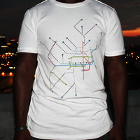 SEPTA Philly Subway 040 Shirt - All Sizes Available