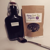 Organic Elderberry Syrup Kit