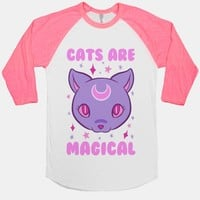 Cats Are Magical